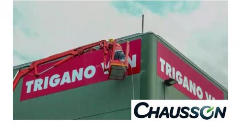 Nowa fabryka VAN-ów Chausson