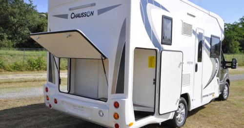 Chausson 630 - najbardziej innowacyjny model 2017 dostępny w naszym salonie!